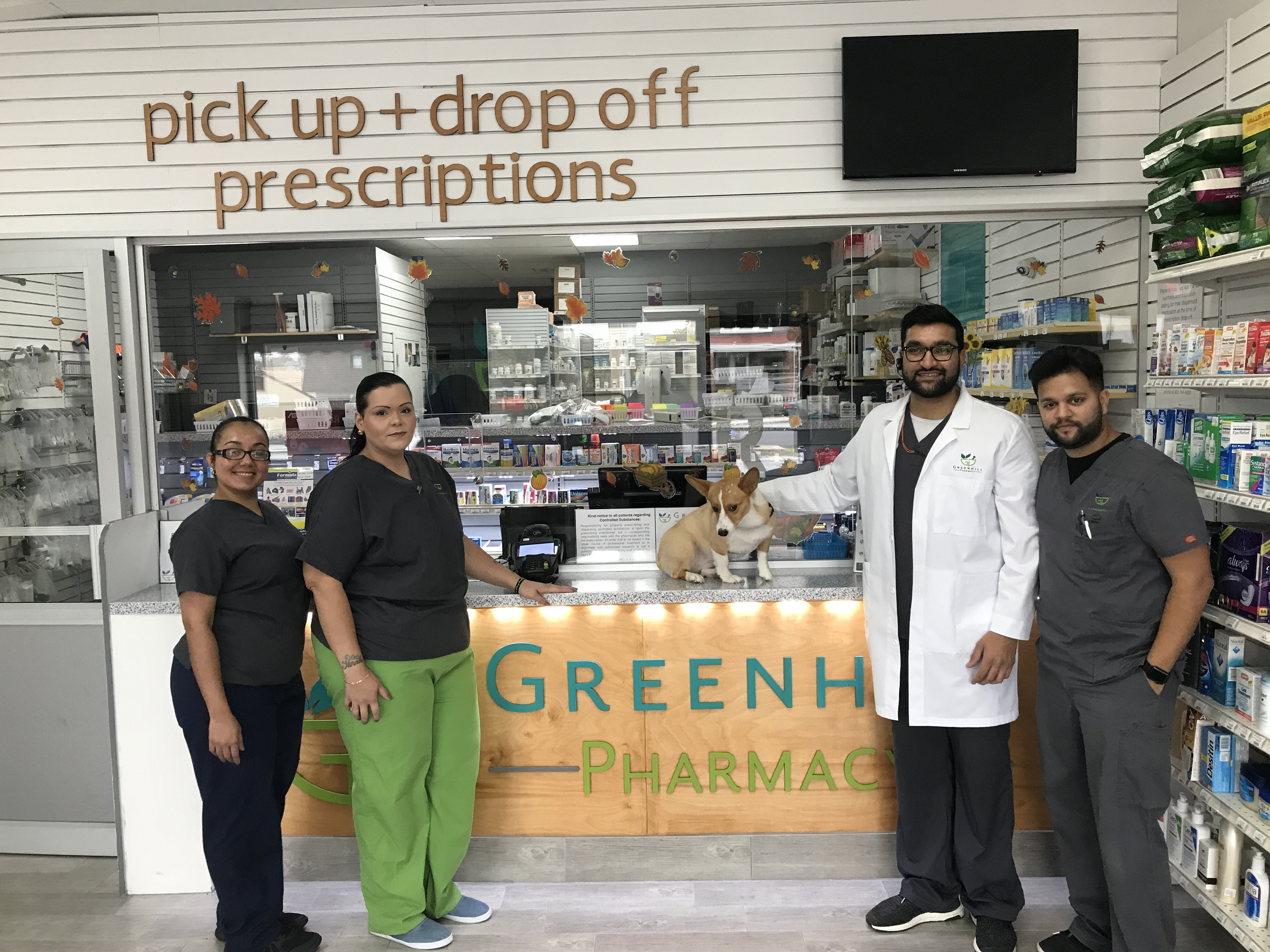 Greenhill Pharmacy-4th St