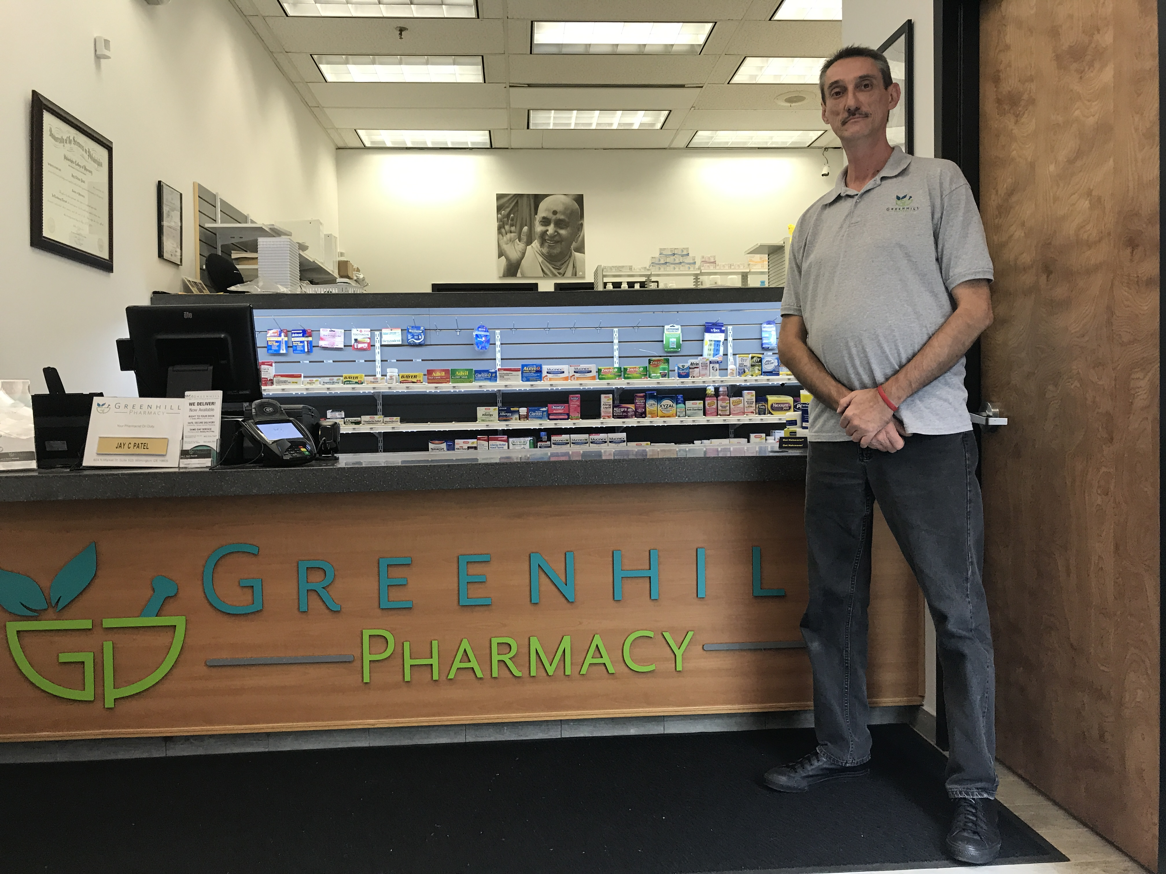 Greenhill Pharmacy-Market St.