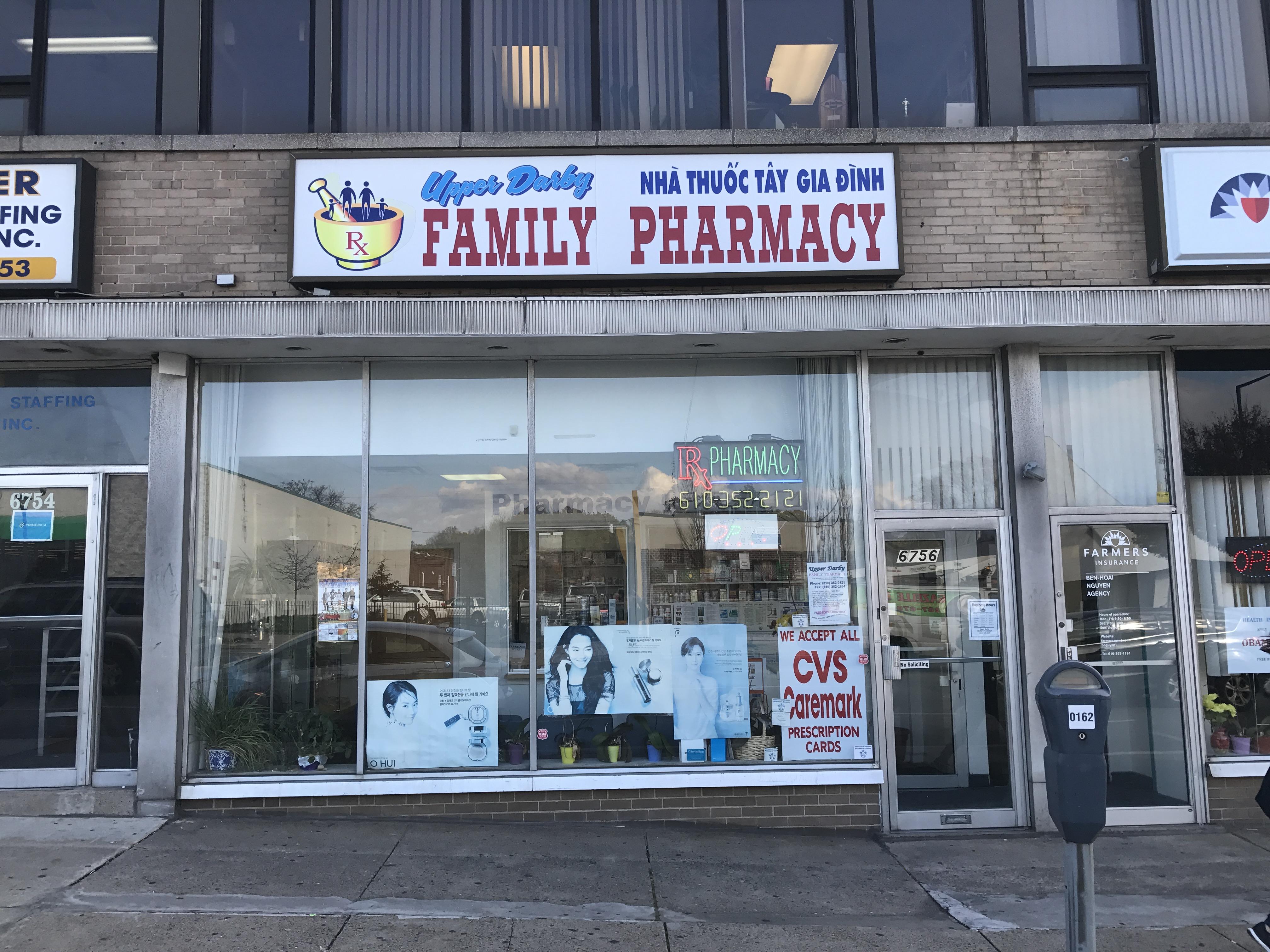 Upper Darby Family Pharmacy